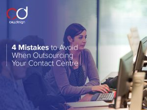 4 Mistakes to Avoid When Outsourcing Your Contact Centre