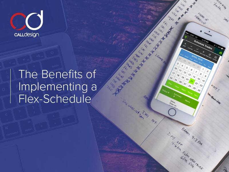 The Benefits of Implementing a Flex Schedule