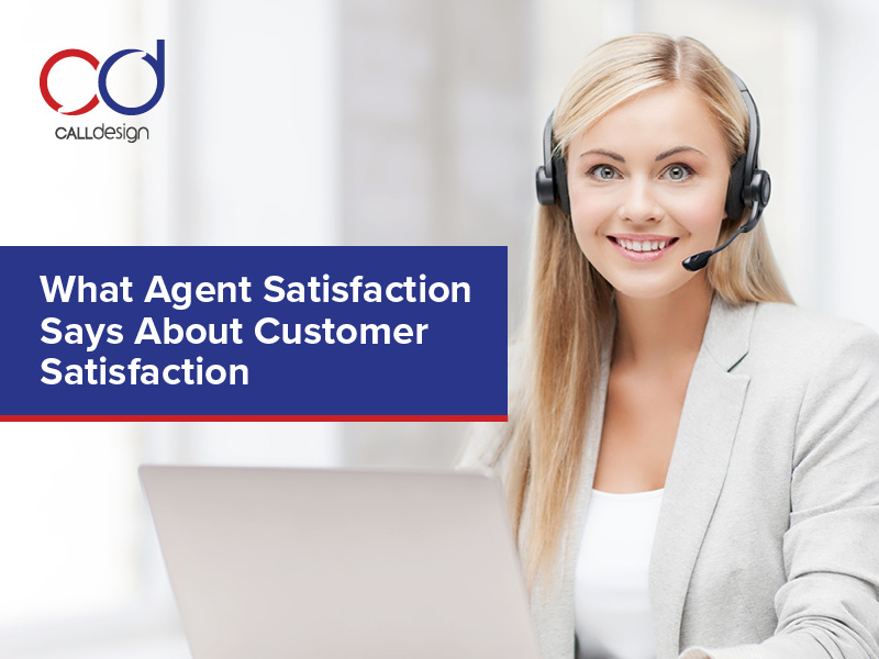 Blog image for Agent Satisfaction and Customer Satsifaction