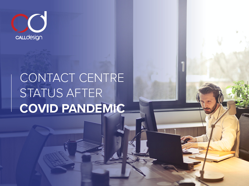 Call Centre status after COVID-19 Pandemic